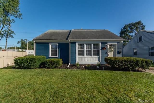10640 Troy Street, Oak Park, MI 48237 (MLS #R2210074420) :: Berkshire Hathaway HomeServices Snyder & Company, Realtors®