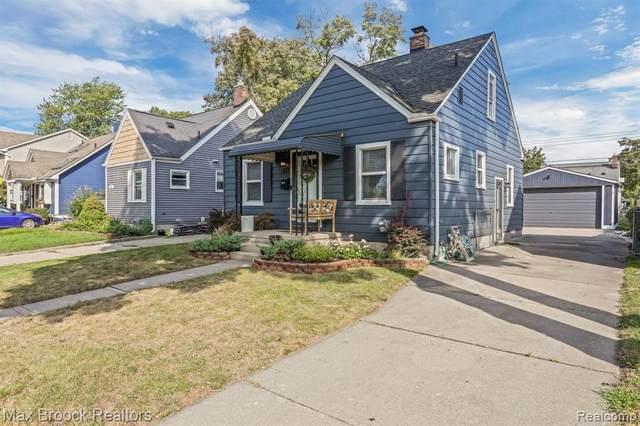 433 Dewey Street, Royal Oak, MI 48067 (MLS #R2210074438) :: Berkshire Hathaway HomeServices Snyder & Company, Realtors®