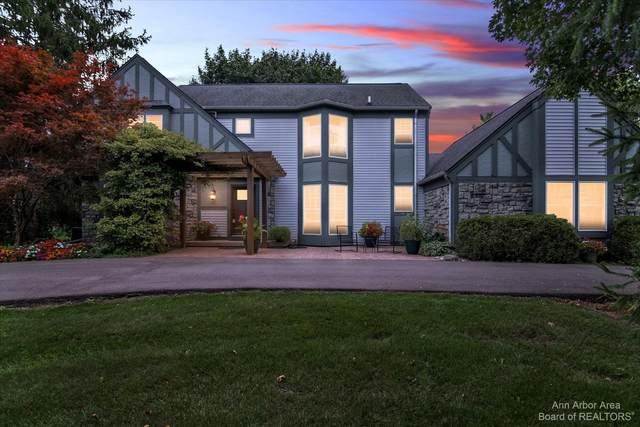 1711 Pond Shore Drive, Ann Arbor, MI 48108 (MLS #3283822) :: Berkshire Hathaway HomeServices Snyder & Company, Realtors®