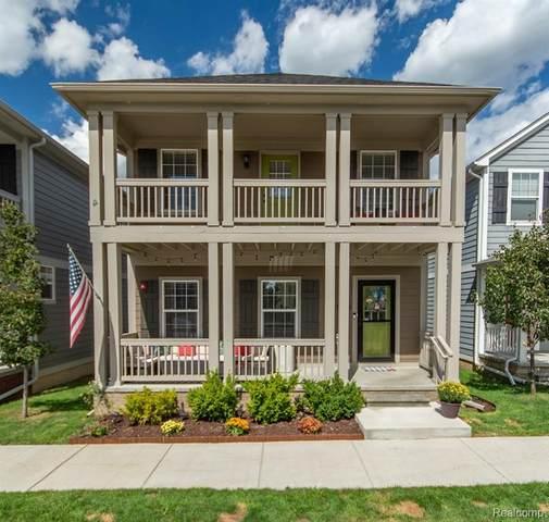 3813 Forester Blvd, Auburn Hills, MI 48326 (MLS #R2210074812) :: Berkshire Hathaway HomeServices Snyder & Company, Realtors®