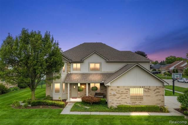 19243 Sandpiper Drive, Macomb, MI 48044 (MLS #R2210074900) :: Berkshire Hathaway HomeServices Snyder & Company, Realtors®
