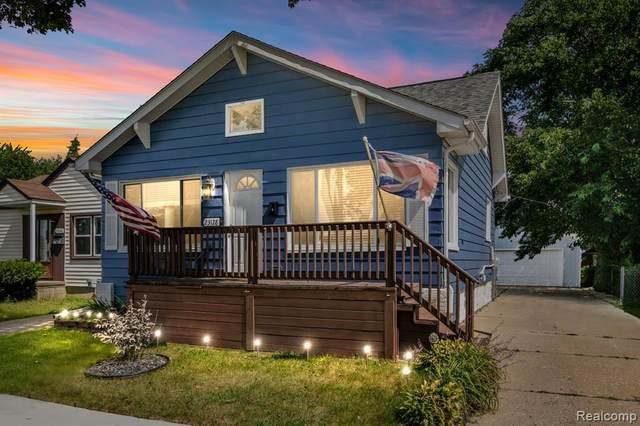 23128 Battelle Avenue, Hazel Park, MI 48030 (MLS #R2210072977) :: Berkshire Hathaway HomeServices Snyder & Company, Realtors®