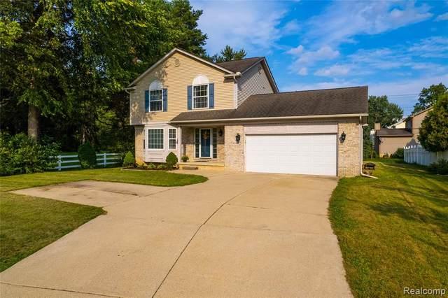 3765 Crooks Road, Rochester Hills, MI 48309 (MLS #R2210070142) :: Berkshire Hathaway HomeServices Snyder & Company, Realtors®