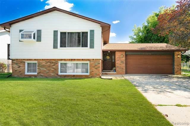 70414 Canterbury Drive, Richmond, MI 48062 (MLS #R2210075266) :: Berkshire Hathaway HomeServices Snyder & Company, Realtors®