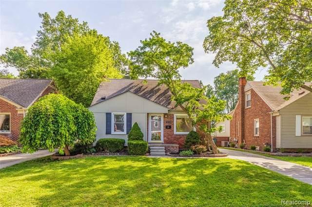 3022 N Connecticut Avenue, Royal Oak, MI 48073 (MLS #R2210075344) :: Berkshire Hathaway HomeServices Snyder & Company, Realtors®