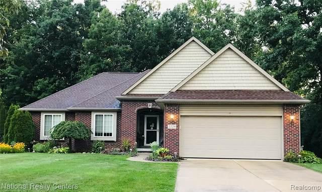 2229 Horseshoe Drive, Davison, MI 48423 (MLS #R2210074401) :: Berkshire Hathaway HomeServices Snyder & Company, Realtors®