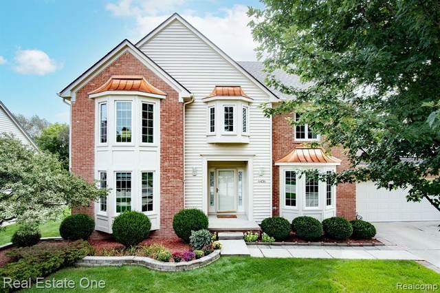 6436 Shoreline Drive, Troy, MI 48085 (MLS #R2210073868) :: Berkshire Hathaway HomeServices Snyder & Company, Realtors®