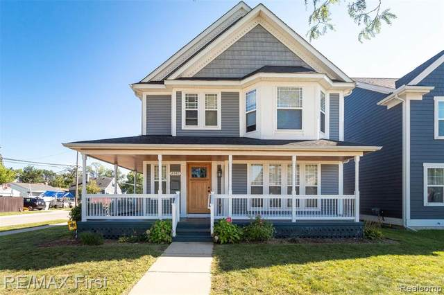 2340 Hamata Street, Ferndale, MI 48220 (MLS #R2210075599) :: Berkshire Hathaway HomeServices Snyder & Company, Realtors®