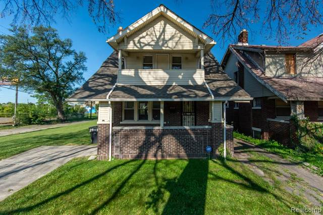8939 N Martindale Street, Detroit, MI 48204 (MLS #R2210075615) :: Berkshire Hathaway HomeServices Snyder & Company, Realtors®