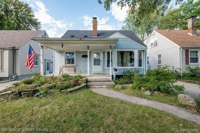 24808 Boston Street, Dearborn, MI 48124 (MLS #R2210074459) :: Berkshire Hathaway HomeServices Snyder & Company, Realtors®