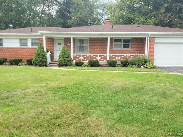 28411 Ridgebrook Road, Farmington Hills, MI 48334 (MLS #R2210076212) :: Berkshire Hathaway HomeServices Snyder & Company, Realtors®