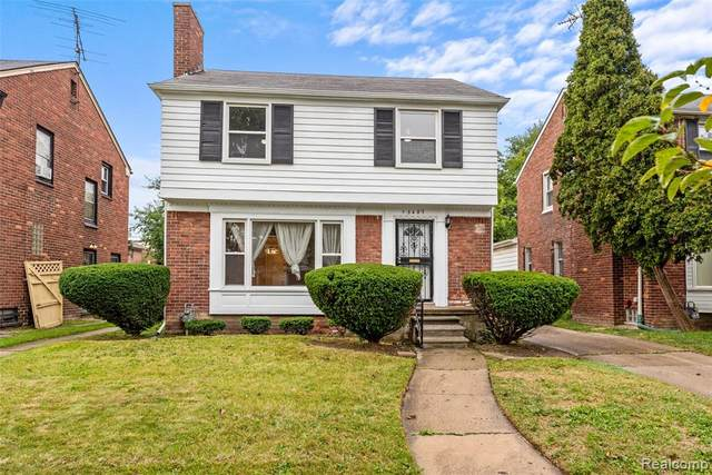 13427 Pembroke Avenue, Detroit, MI 48235 (MLS #R2210077125) :: Berkshire Hathaway HomeServices Snyder & Company, Realtors®