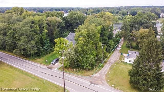 0 Cooley Lake Road, Commerce, MI 48382 (MLS #R2210077559) :: Berkshire Hathaway HomeServices Snyder & Company, Realtors®