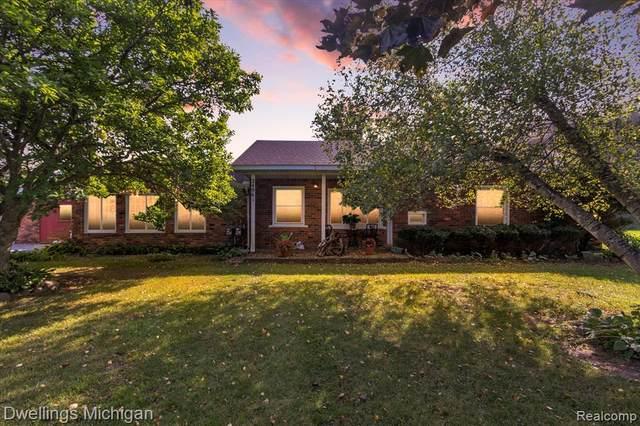 24061 Sumpter Road, Belleville, MI 48111 (MLS #R2210076994) :: Berkshire Hathaway HomeServices Snyder & Company, Realtors®