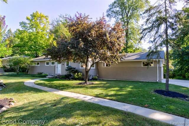 28310 Quail Hollow Road, Farmington Hills, MI 48331 (MLS #R2210075423) :: Berkshire Hathaway HomeServices Snyder & Company, Realtors®