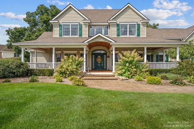 7509 Timberwood Court, Superior Township, MI 48198 (MLS #3283892) :: Berkshire Hathaway HomeServices Snyder & Company, Realtors®