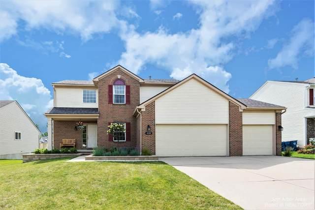 4088 Plum Ridge Drive, Ypsilanti, MI 48197 (MLS #3283994) :: Berkshire Hathaway HomeServices Snyder & Company, Realtors®