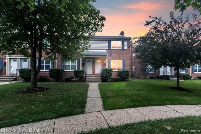 3250 Coolidge Hwy, Royal Oak, MI 48073 (MLS #R2210077813) :: Berkshire Hathaway HomeServices Snyder & Company, Realtors®