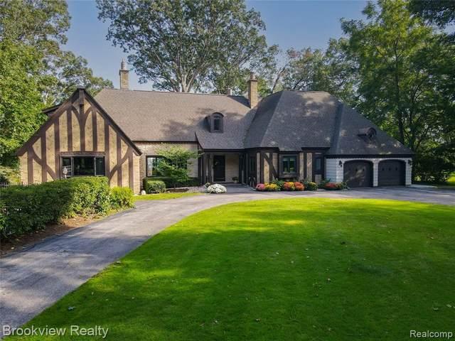 311 W Circle Drive, Muskegon, MI 49445 (MLS #R2210078165) :: Berkshire Hathaway HomeServices Snyder & Company, Realtors®