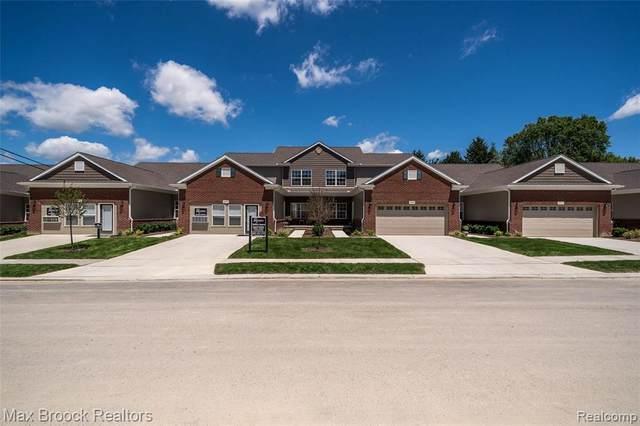 3017 Brentwood, Auburn Hills, MI 48326 (MLS #R2210078312) :: Berkshire Hathaway HomeServices Snyder & Company, Realtors®