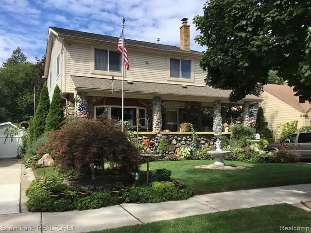 23455 Manistee Street, Oak Park, MI 48237 (MLS #R2210078065) :: Berkshire Hathaway HomeServices Snyder & Company, Realtors®