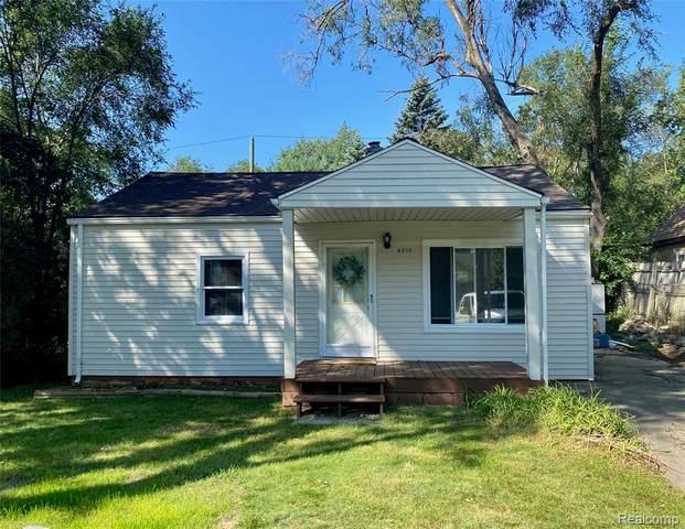 4270 Cedar Avenue, West Bloomfield, MI 48323 (MLS #R2210078818) :: Berkshire Hathaway HomeServices Snyder & Company, Realtors®