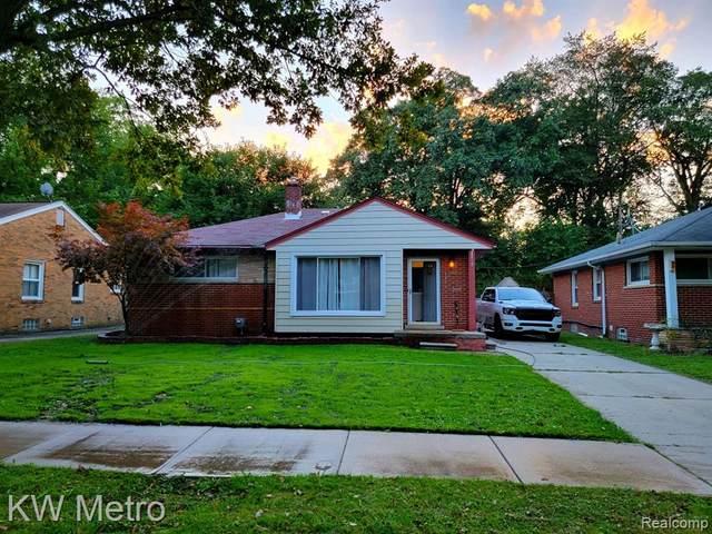23851 Oneida Street, Oak Park, MI 48237 (MLS #R2210079053) :: Berkshire Hathaway HomeServices Snyder & Company, Realtors®