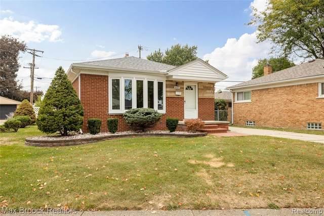 9440 Marlborough Avenue, Allen Park, MI 48101 (MLS #R2210079366) :: Berkshire Hathaway HomeServices Snyder & Company, Realtors®