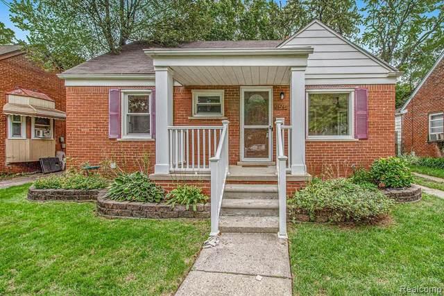 26761 Southwestern Hwy, Redford, MI 48239 (MLS #R2210078428) :: Berkshire Hathaway HomeServices Snyder & Company, Realtors®