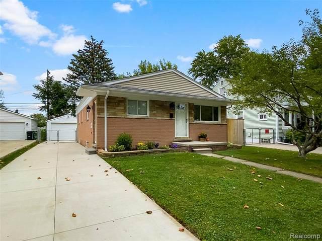 62 W Tacoma Street, Clawson, MI 48017 (MLS #R2210079544) :: Berkshire Hathaway HomeServices Snyder & Company, Realtors®