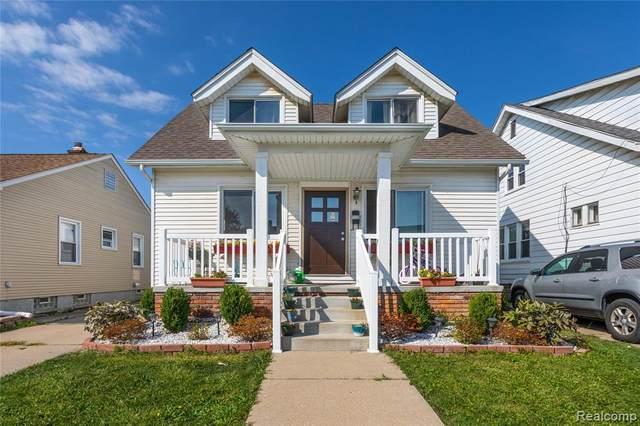 5135 Ternes Street, Dearborn, MI 48126 (MLS #R2210079639) :: Berkshire Hathaway HomeServices Snyder & Company, Realtors®