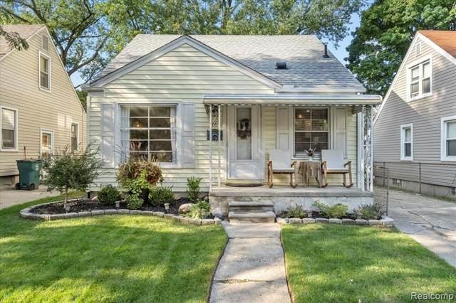 2213 Harwood Avenue, Royal Oak, MI 48067 (MLS #R2210078957) :: Berkshire Hathaway HomeServices Snyder & Company, Realtors®