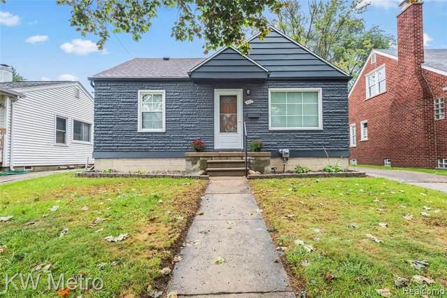352 E Woodruff Avenue, Hazel Park, MI 48030 (MLS #R2210076860) :: Berkshire Hathaway HomeServices Snyder & Company, Realtors®