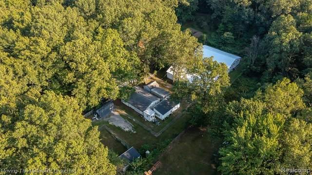 45025 Harris Road, Belleville, MI 48111 (MLS #R2210078990) :: Berkshire Hathaway HomeServices Snyder & Company, Realtors®