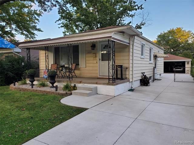 4921 Dudley Street, Dearborn Heights, MI 48125 (MLS #R2210076525) :: Berkshire Hathaway HomeServices Snyder & Company, Realtors®
