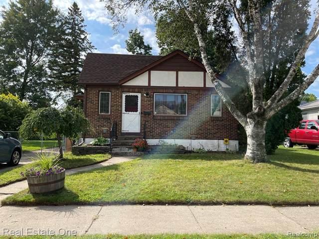 327 W Harry Avenue, Hazel Park, MI 48030 (MLS #R2210079008) :: Berkshire Hathaway HomeServices Snyder & Company, Realtors®