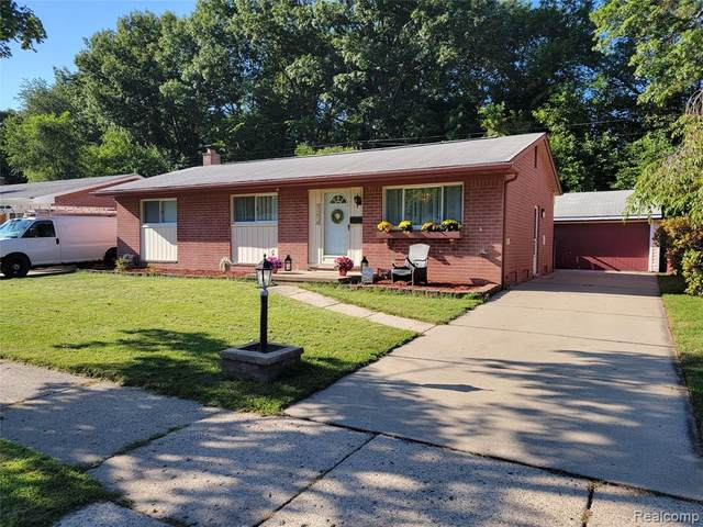 35674 Florane Street, Westland, MI 48186 (MLS #R2210080281) :: Berkshire Hathaway HomeServices Snyder & Company, Realtors®