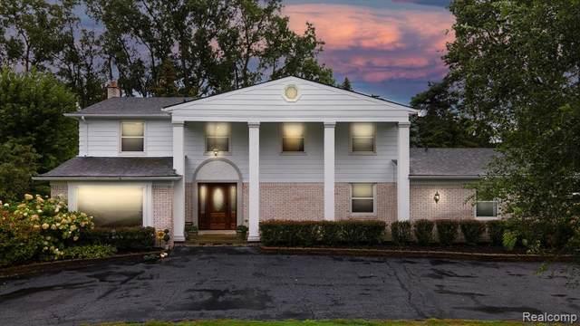 3835 Quarton Road, Bloomfield, MI 48302 (MLS #R2210080318) :: Berkshire Hathaway HomeServices Snyder & Company, Realtors®