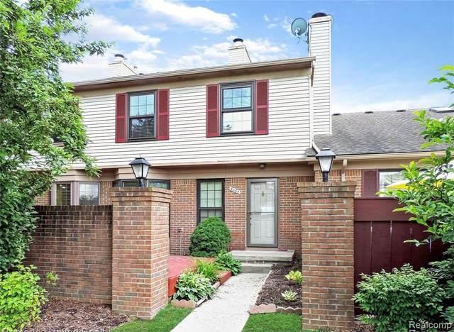 31164 Country Way, Farmington Hills, MI 48331 (MLS #R2210080974) :: Berkshire Hathaway HomeServices Snyder & Company, Realtors®