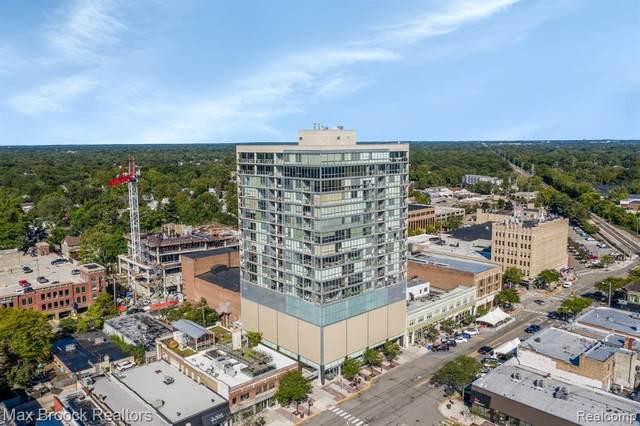 432 S Washington Ave Unit 1003, Royal Oak, MI 48067 (MLS #R2210081152) :: Berkshire Hathaway HomeServices Snyder & Company, Realtors®