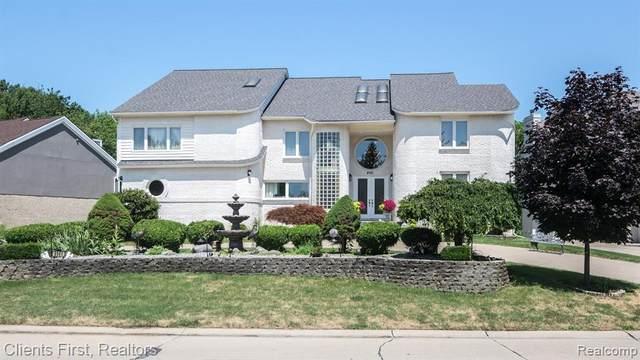 6141 Oak Trail, Bal Of Oakland, MI 48322 (MLS #R2210081626) :: Berkshire Hathaway HomeServices Snyder & Company, Realtors®