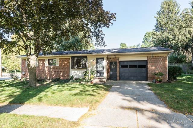 2140 Delafield Drive, Ann Arbor, MI 48105 (MLS #3284273) :: Berkshire Hathaway HomeServices Snyder & Company, Realtors®