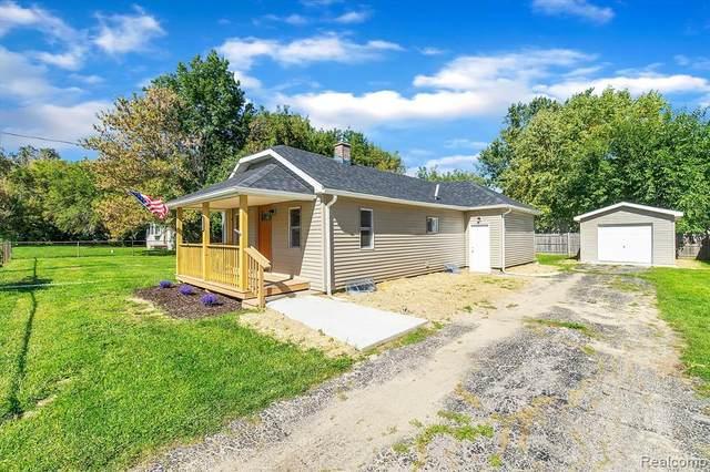 1060 W Williamson Avenue, Flint, MI 48507 (MLS #R2210079780) :: Berkshire Hathaway HomeServices Snyder & Company, Realtors®