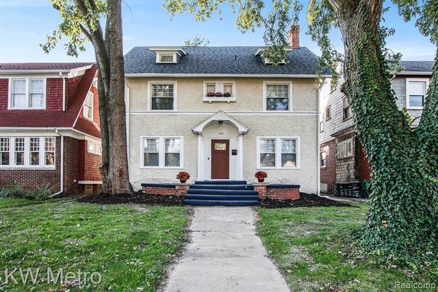 120 Mclean Street, Highland Park, MI 48203 (MLS #R2210083336) :: Berkshire Hathaway HomeServices Snyder & Company, Realtors®