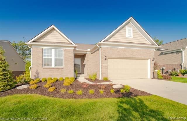 4104 Ashdale Way, Clarkston, MI 48348 (MLS #R2210084557) :: Berkshire Hathaway HomeServices Snyder & Company, Realtors®
