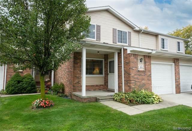 363 Hampton, South Lyon, MI 48178 (MLS #R2210084439) :: Berkshire Hathaway HomeServices Snyder & Company, Realtors®
