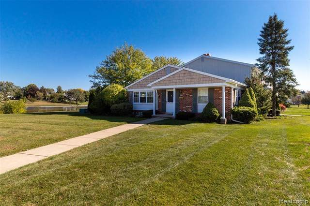 19363 Crystal Lake Drive, Northville, MI 48167 (MLS #R2210075951) :: Berkshire Hathaway HomeServices Snyder & Company, Realtors®