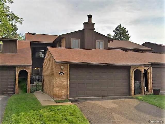 2084 Bordeaux Street, West Bloomfield, MI 48323 (MLS #R2210084261) :: Berkshire Hathaway HomeServices Snyder & Company, Realtors®