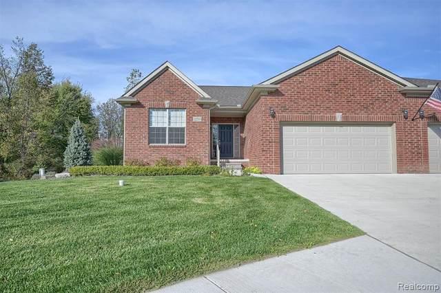 12255 Twin Brook Drive, Romeo, MI 48065 (MLS #R2210085550) :: Berkshire Hathaway HomeServices Snyder & Company, Realtors®