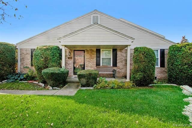 15691 N Franklin Drive, Clinton, MI 48038 (MLS #R2210085054) :: Berkshire Hathaway HomeServices Snyder & Company, Realtors®